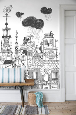 BN Wallcoverings Scandinavian Designers Mini 6273