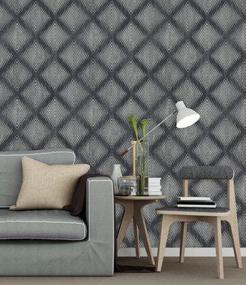 Dutch Wallcoverings Hexagone L600-09
