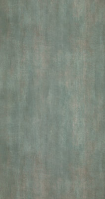 BN Wallcoverings Raw Matters 218829 petrol groen
