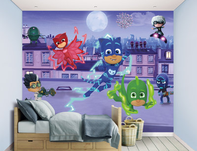 PJ Masks XXL Behang