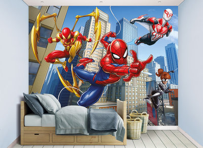 Walltastic 45330 Marvel Spiderman Fotobehang