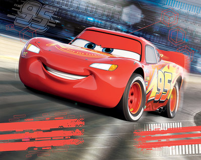 Walltastic Disney Cars 45378
