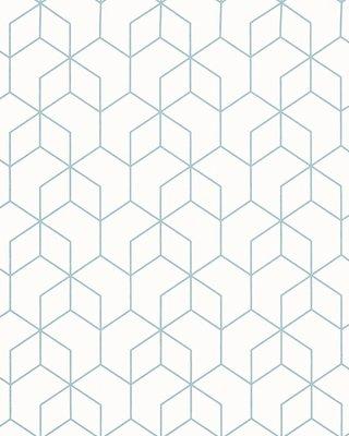 Noordwand Topchic 6743-30 (Blauwe Lijnen)
