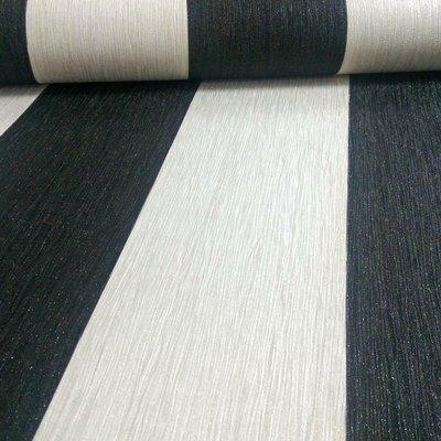 9011 Zwart / Wit met glitter