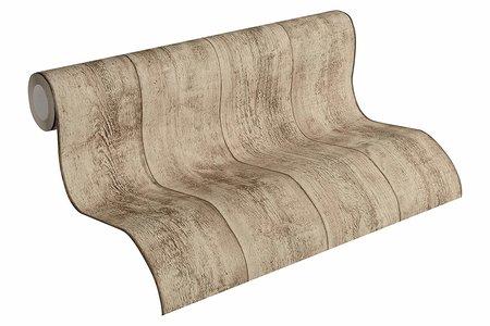 AS Creation Wood‹n Stone 7088-16 / 7329.2 Houtstructuur behang