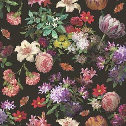 Ugepa bloemen behang E96909