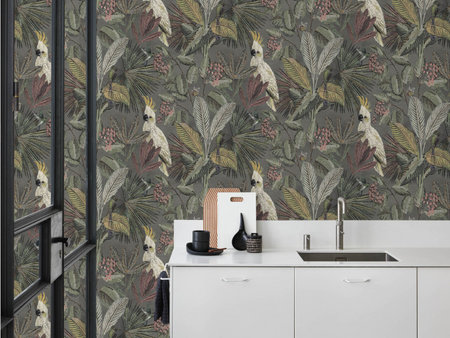 BN Wallcoverings Panthera (met Gratis Lijm!) 220123