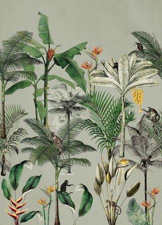 Rasch Club Botanique 539196 (Met Gratis Lijm!)