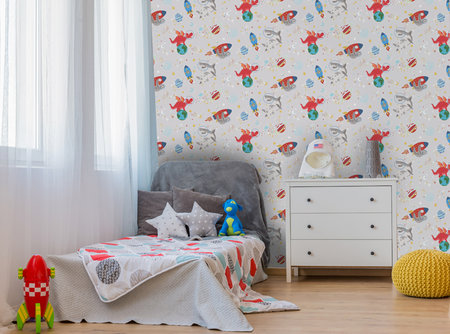 Dutch Wallcoverings Over The Rainbow 90920