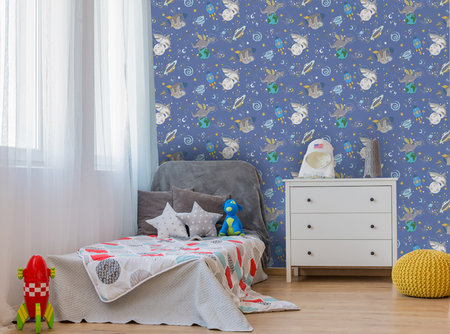 Dutch Wallcoverings Over The Rainbow 90921