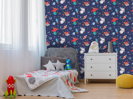 Dutch Wallcoverings Over The Rainbow 90922