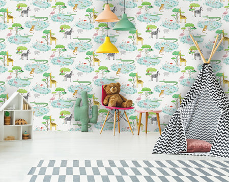 Dutch Wallcoverings Over The Rainbow 90930