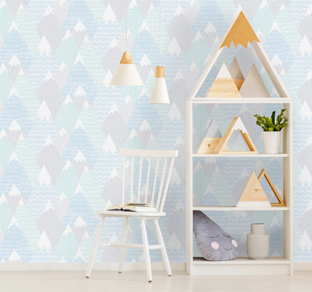 Dutch Wallcoverings Over The Rainbow 91052