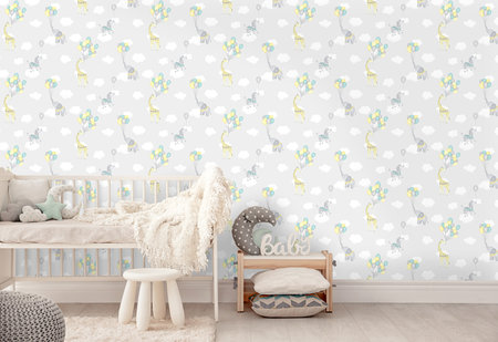 Dutch Wallcoverings Over The Rainbow 91041
