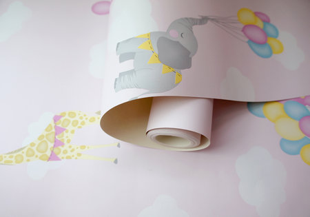 Dutch Wallcoverings Over The Rainbow 91040