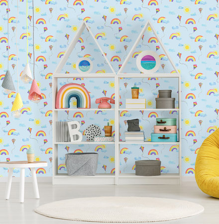 Dutch Wallcoverings Over The Rainbow 91022