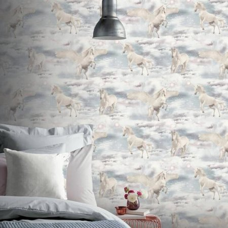 Arthouse 692600 Unicorn Kindom Grey