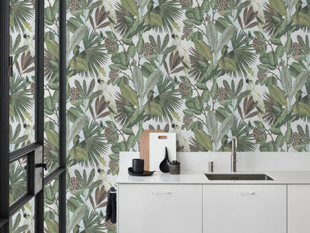 BN Wallcoverings Panthera (met Gratis Lijm!) 220122