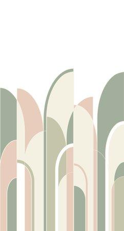 Esta Art Deco Fotobehang 158956