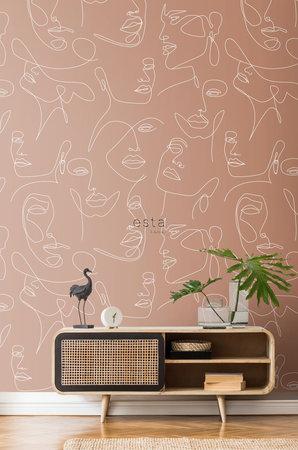 Esta Art Deco Fotobehang 158960