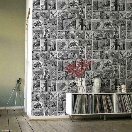 Marvel behang 159502
