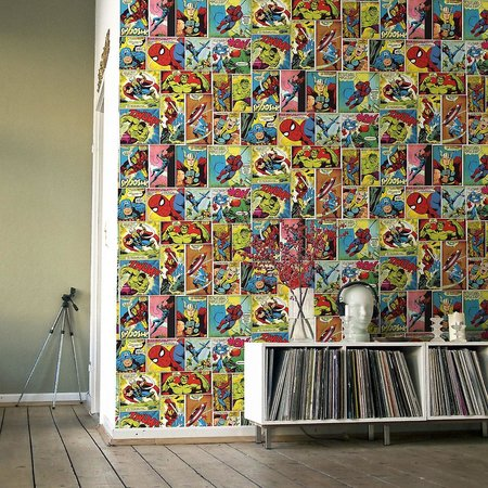 Marvel behang 159501