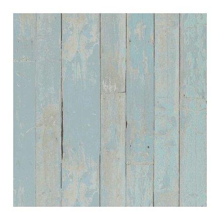 sloophout more then elements aqua/blauw tinten