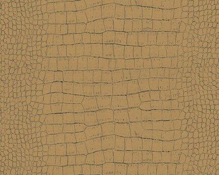 AS Creation Trendwall | 3710-10 / 371010 | Krokodillen Print