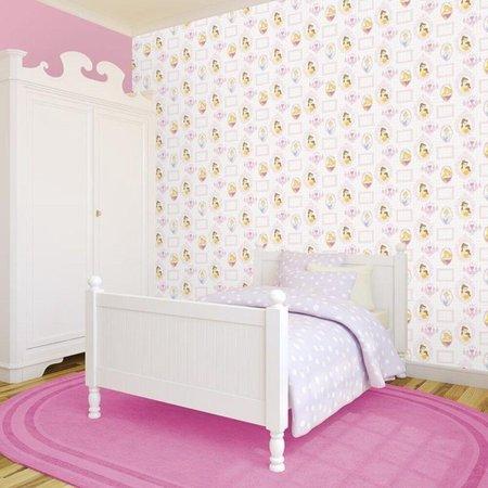 Noordwand Kids @ home D71799 Prinsessen behang