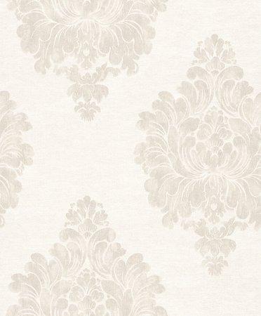 Vlies Rasch Textil  crème  collectie Comtesse