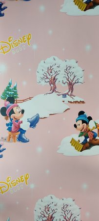 PM21206 Minnie & Mickey Mouse baby