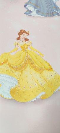 PM21250 Princessen behang