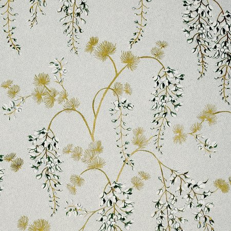 Arthouse Wisteria Floral Neutral/Gold 297303