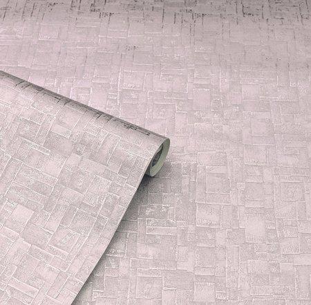 Arthouse Basalt Texture Rose Gold 298201
