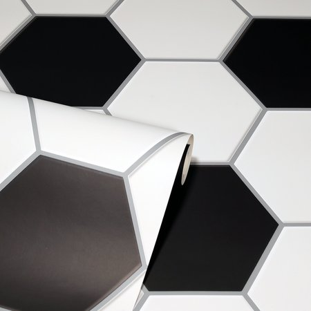 Arthouse Football Goal Mono 909201