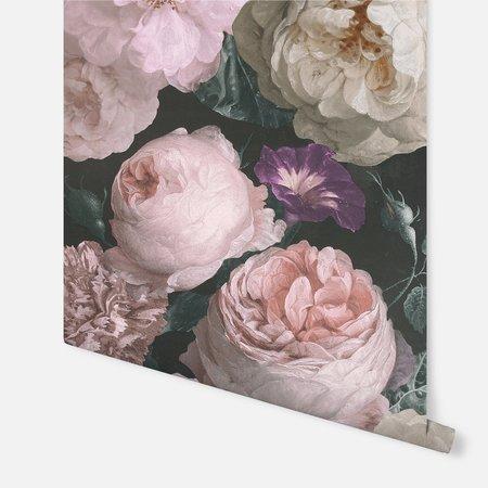 Arthouse Highgrove Floral Charcoal 909300