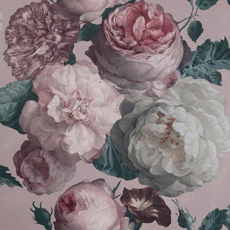 Arthouse Highgrove Floral Blush Pink 909303