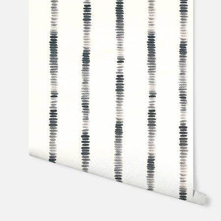 Arthouse Silk Road Stripe Mono 909405