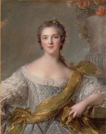 Gobelin de Victoire Louise Maria Theresia de France  zwaar luxe italiaanse relief vinyl   oogt als stof  70cm brede rollen