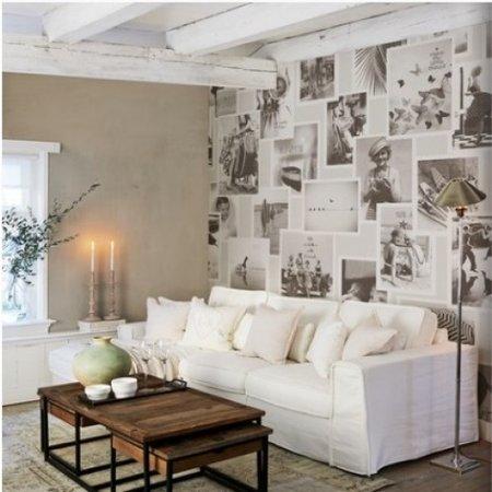 Hedendaags BN Riviera Maison behang; Bekijk het behangboek op Behangkoopjes.nl LA-68