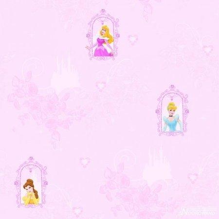 Noordwand Kids @ home D71699 Prinsessen behang