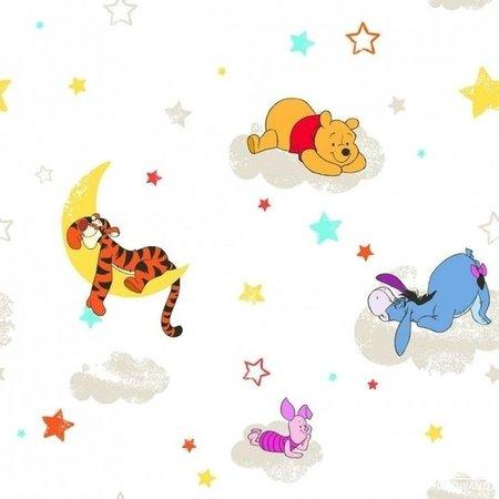 Noordwand Kids @ home DF70799 Winnie the Pooh