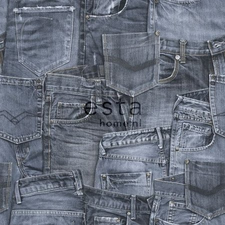 Esta Home Denim & Co. jeans denim blue 137737