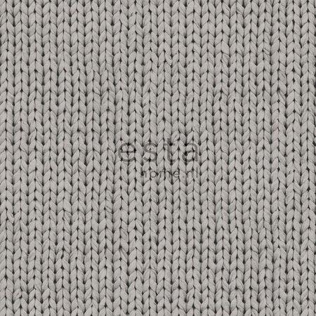 Esta Home Denim & Co. knitting grey 137721