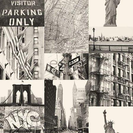 Esta Home Denim & Co. street view New York black 137718
