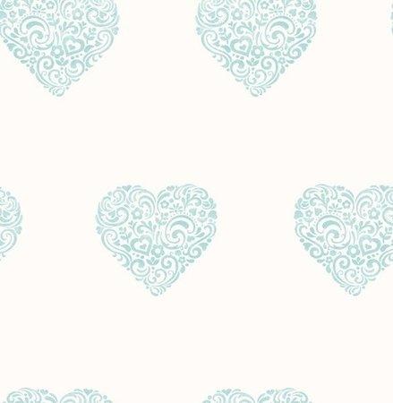Dutch Carousel behang DL21113 Hearts