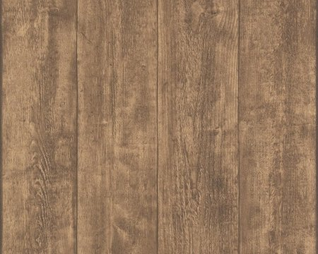 AS Creation Wood‹n Stone 7088-23 Houtstructuur behang