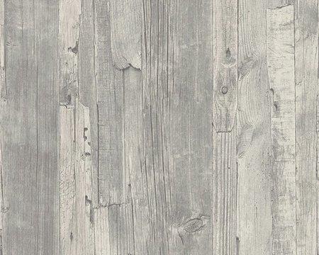 AS Creation Decoworld behang 95405-4 Verweerd Sloophout