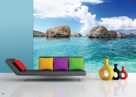 AG Design Fotobehang Zee FTS1301