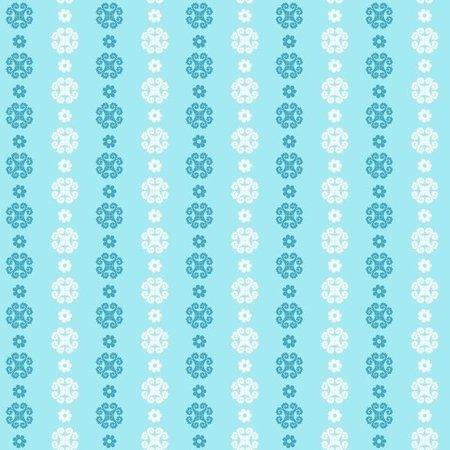 Esta Love 136828 Lace turquoise & white
